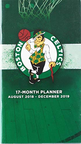 Boston Celtics 2018-2019 17-Month Planner por Lang Holdings Inc.