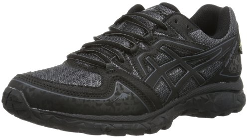 Asics GEL-FUJIFREEZE G-TX Q371N Damen Walkingschuhe, Schwarz (black 9078), EU 39