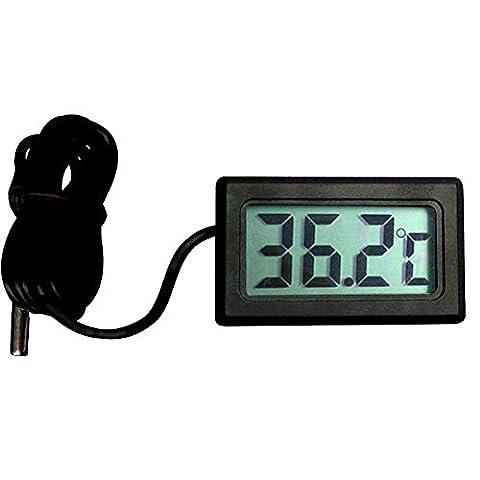 1pcs Mini Digital LCD Température Intérieure humidité Mètre Thermomètre hygromètre
