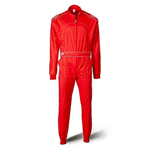 Speed Kartoverall Rot - Daytona Modell 2018 - Karting Suit (XL)
