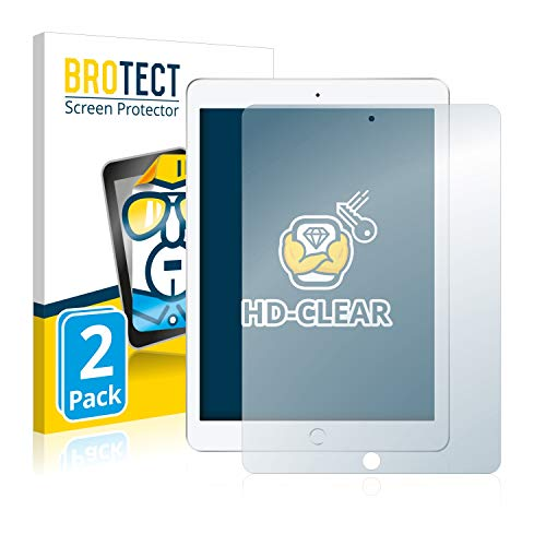 BROTECT Schutzfolie kompatibel für Apple iPad 9.7