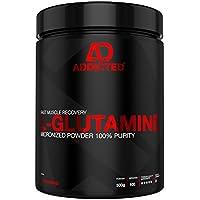 L-GLUTAMINE von ADDICTED® • 100% L-Glutamin Pulver hochdosiert | Geschmacksneutral | Unflavoured • Aminosäure... preisvergleich bei fajdalomcsillapitas.eu