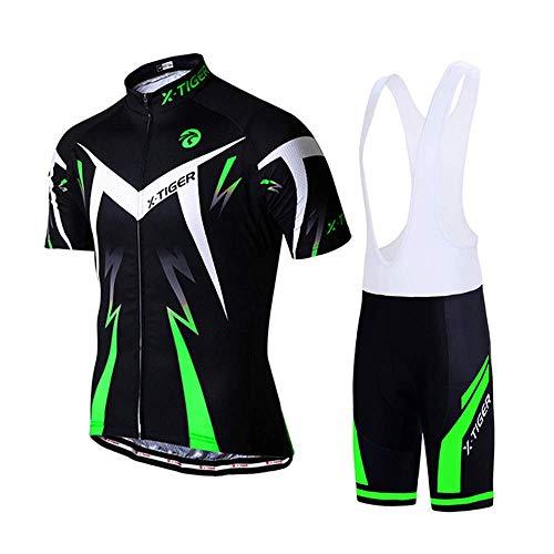 Gurt Reitanzug, Sommer atmungsaktiv Wicking komfortable professionelle Rennrad Mountainbike schnell trocknende 3D-Kissen Sportswear -