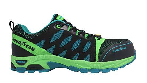 Goodyear scarpe da lavoro, taglia 10, multicolore