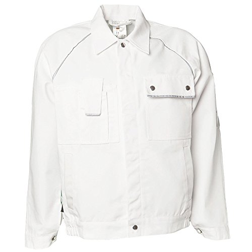 PLANAM 2112044 CANVAS 320 CHAQUETA TALLA 44 COLOR BLANCO