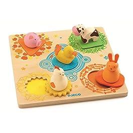 Djeco Duck And Friends Dj01030 (Japan Import)