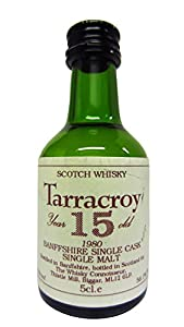 Aultmore - Tarracroy Miniature - 1980 15 year old Whisky from Aultmore