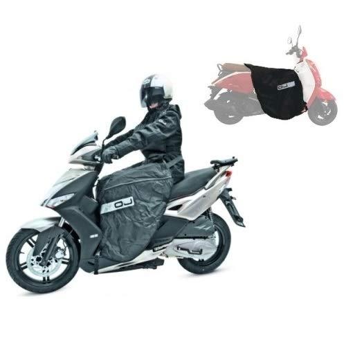 pour Piaggio Free 50 Delivery CATALYZED Couverture Thermique DE Porter OJ C002 Fast À l'eau Couvre-Jambes pour Scooter Universelle 100% Etanche