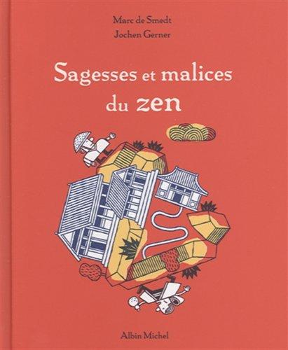 Sagesses et malices du zen par Jochen Gerner