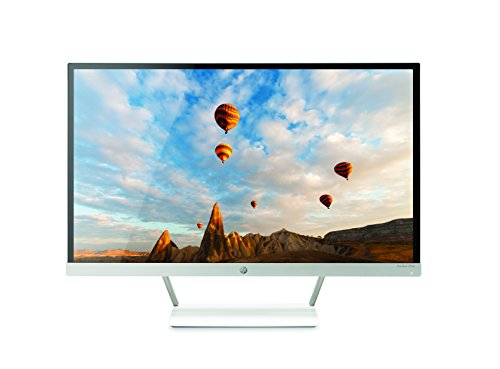 HP Pavilion 27xw 27-Inch TechniColour Full-HD IPS Monitor
