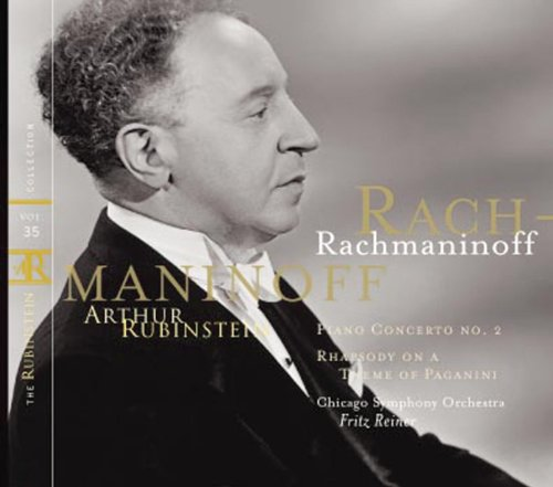 Rubinstein Collection, Vol. 35...