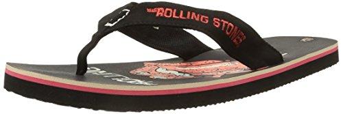 Preisvergleich Produktbild Rolling Stones - Us Tr Blk Herren Sandale Größe: L