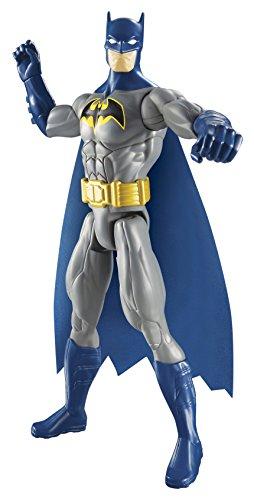 Batman- Figura Negro, Colores Surtidos, Miscelanea (Mattel CDM63) 2