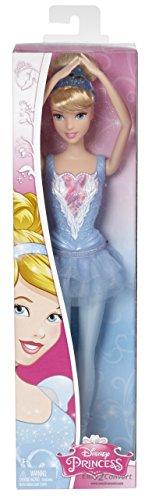 Disney Princess - Ballerina Principessa Cenerentola (Mattel CGF31)