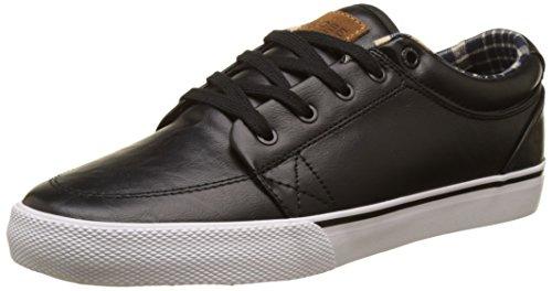 Globe Gs, Chaussures de Skateboard Homme Noir (Black Silver)
