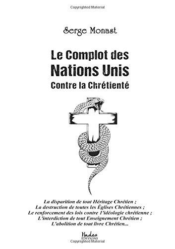 Le complot des Nations Unies contre la chrtient