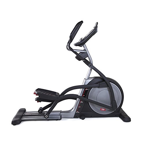 41uIiN2ukPL. SS500  - PRO-FORM Proform Trainer 7.0 Elliptical Bike, Front Wheel, Compatible with Bluetooth App iFit Cardio, Motorised Tilt Ramp 0-20°, 20 Resistance Levels, 28 Programs, Sports Use, Fitness, Well-Being