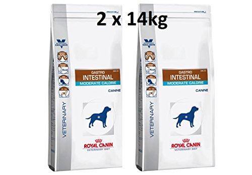 Royal Canin Gastro Intestinal Moderate Calorie GIM 23 Veterinary Diet ( 2 x 14 kg )