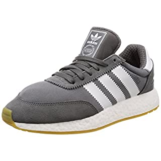 adidas Men's I-5923 Fitness Shoes, Grey (Gricua/Ftwbla / Gum 000), 10 UK