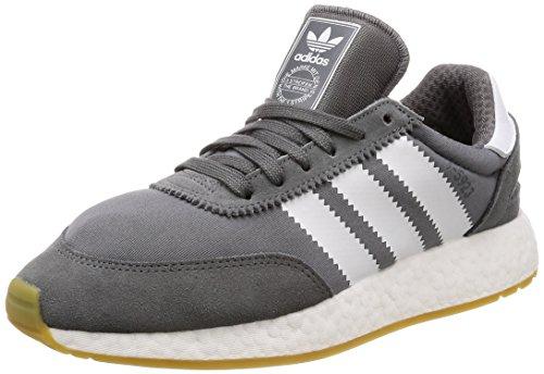 adidas Herren I-5923 Fitnessschuhe, Grau (Gricua/Ftwbla / Gum 000), 43 1/3 EU