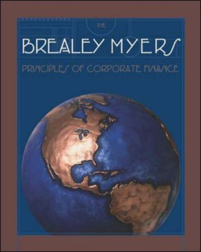 solutions to chapter 26 leasing brealey myers corporate finance