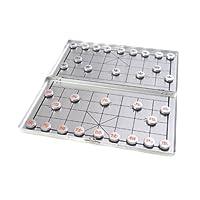 Quantum-Abacus-Azerus-Alu-Line-Xiangqi-in-Aluminium-Box-Reiseset-mit-magnetische-Spielsteinen-Spielbrett-18cm-x-16cm-x-05cm-XY024P-DE Quantum Abacus Azerus Alu Line: Xiangqi – in Aluminium-Box, Reiseset mit magnetische Spielsteinen, Spielbrett 18cm x 16cm x 0,5cm (XY024P DE) -