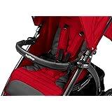 Peg-Pérego Booklet - Barra frontal para silla de paseo, color negro