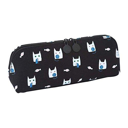 noir chatte glissement