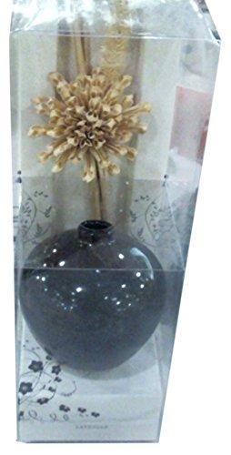 Zimmer Essentials Ball (Essential Décor Entrada Collection Diffusor, Baumwolle, Keramik, 60 ml, Schwarz)