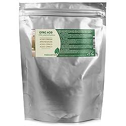 Naissance Acido Citrico - Naturale al 100% - 1kg