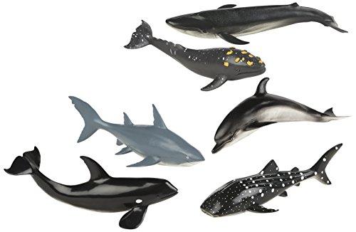 Color Baby 24612.0 - Marine animals, 23 cm, 1 unit [assorted models]