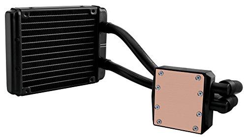 Corsair CW-9060007-WW Hydro Series Wasserkühler (H60 mit Kühlmittel, 120 mm High Performance CPU) schwarz - 3