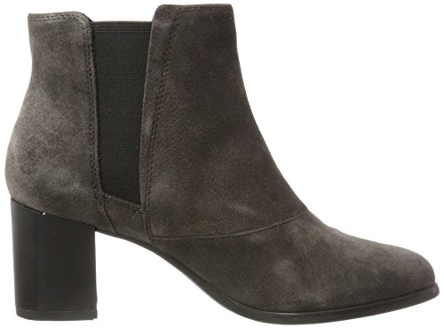 Vagabondo Damen Lottie Chelsea Boots Grau (grigio Scuro)