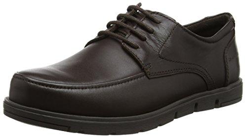 Hush Puppies Men Viana Lace-Up Shoes, Brown (Brown), 11 UK 46 EU