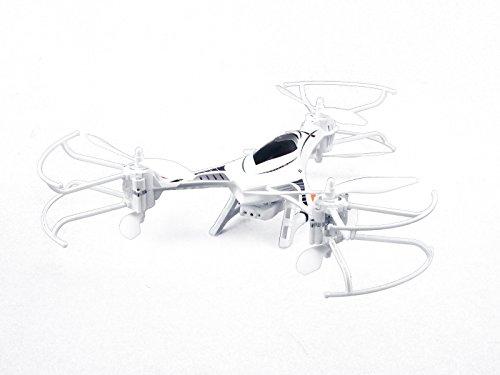 efaso CX-33W - FPV WiFi Tricopter Cheerson 2.4 GHz, 4-Kanal Tricopter mit 720p WIFI HD-Kamera, Höhenbarometer und automatischer Start- und Landefunktion - 2