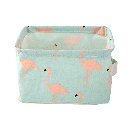 Lalang Kosmetik Koffer Make up Tasche Aufbewahrungsbox Stoff Ablagebox (002#)