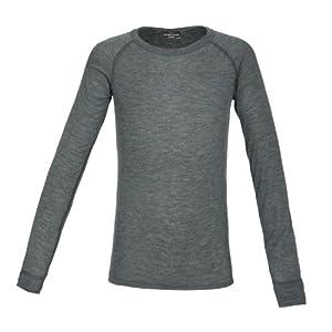 Bergson Kinder Sportunterwäsche Tommy – Hochfunktionell, warm, schnelltrocknend, atmungsaktiv, antibakteriell ausgerüstet, dryprotec Ausstattung
