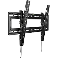 "Vultech ""50"" Flat Screen Wall Mount – black btv-f3260pro Wall Mounts for Flat Screens (Computer Monitor/TV; 50 kg; 81.3 cm (32 inch) – 127 cm (50) – 600 x 400 mm, black) preiswert"