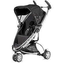 Quinny Zapp Xtra Kinderwagen (superleicht, Inkl. Einkaufskorb,  Sonnenverdeck, Regenverdeck, Sonnenschirmclip