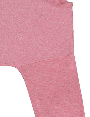Faddare Camicia - Maniche Lunghe - Donna Pink