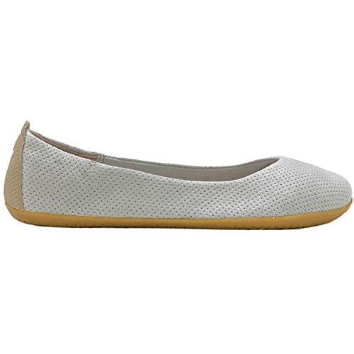 vivobarefoot Damen Jing Jing Synthetic Vapor Blue Schuhe 38 EU