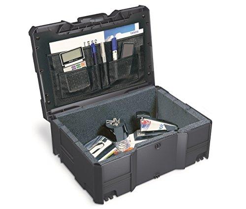 Preisvergleich Produktbild TanosNeu-Office-systainer-T-Loc II – Anthrazit