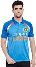 Step Shoes India Cricket Team t Shirts for Men's and Women's(India Cricket Team odi Jersey)