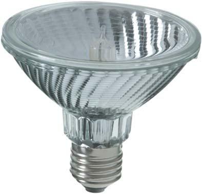 Radium Lampenwerk Halogenlampe klar PAR30 75W/230/FL/E27