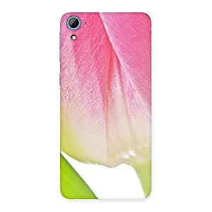 Cute Pink And White Back Case Cover for HTC Desire 826