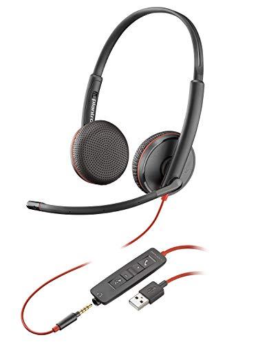 Plantronics Blackwire C3225 USB-A Headset - Confronta prezzi