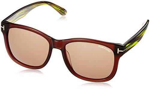 Tom Ford Sonnenbrille Cooper (57 mm) braun