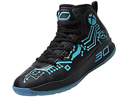 SINOES Zapatillas de Baloncesto para Hombre, Botas