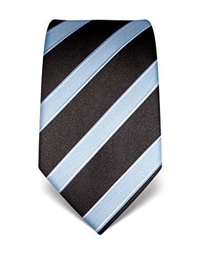 vb-mens-silk-tie-striped-many-colours-availablelightblue