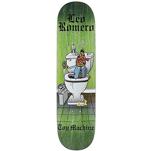 Toy Machine Skateboard Deck Romero Loco 8.125'' Skateboard Deck -